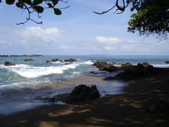 P.L. Corcovado beach Costa Rica Vacations Photo