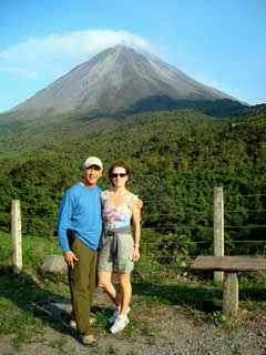 R. E. Arenal Volcano Costa Rica Vacations Photo