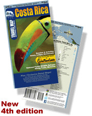 Waterproof Costa Rica Travel and Roadmap