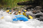 White Water Rafting Río Balsa