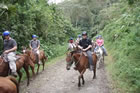 Horseback Shortcut to Monteverde